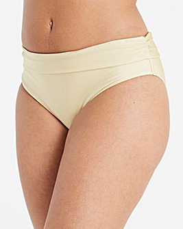 Simply Yours Fold Over Brief