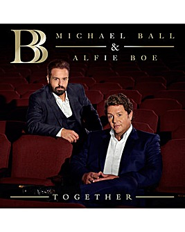 Michael Ball and Alfie Boe together