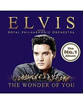 Elvis the wonder of you