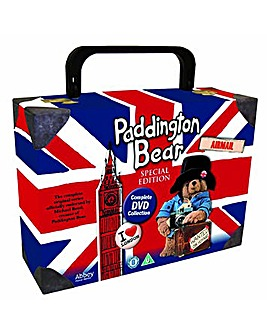Paddington Suitcase Complete Collection