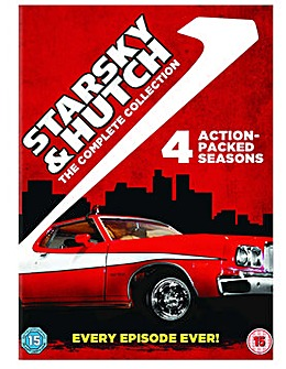Starsky and Hutch Complete Collection