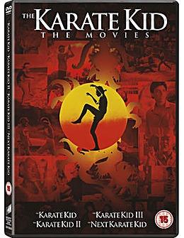 Karate Kid Complete Set
