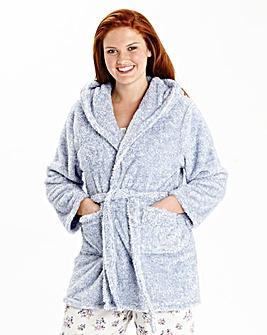 Simply Yours Textured Fleece Jacket