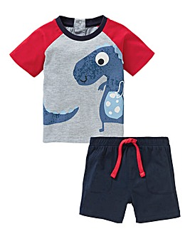 Baby Boy T-shirt and Short