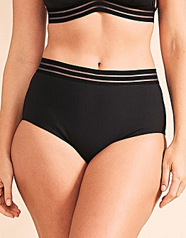 Figleaves Icon Cara High Waisted Brief