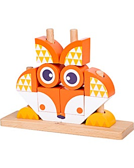 Classic World - Fox Blocks Set