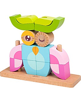 Classic World - Owl Blocks Set