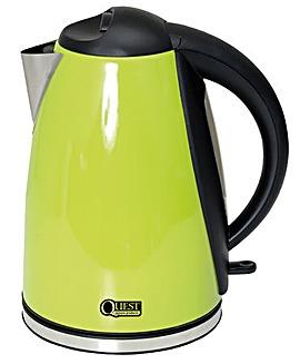 1.8L Low wattage green kettle