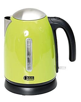 1.2L Low wattage green kettle