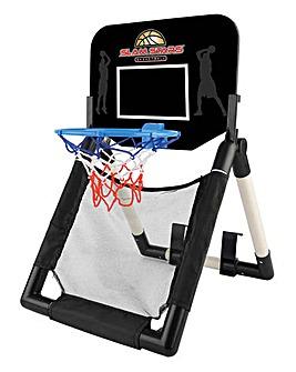 Door to Floor Basketball