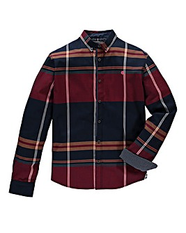 Mish Mash Horton Check Shirt Long