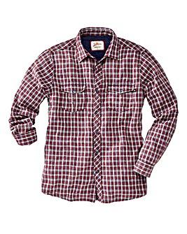 Joe Browns Grunge Check Shirt Regular