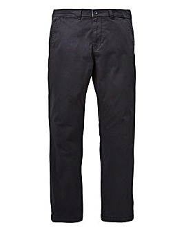 Capsule Black Stretch Chinos 31in
