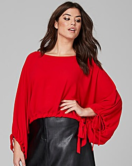 Traffic People Oversized Top