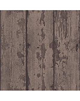 Arthouse Wood Plank Wallpaper
