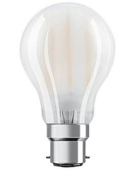 60W Filament LEDClassic BC Bulb TwinPack
