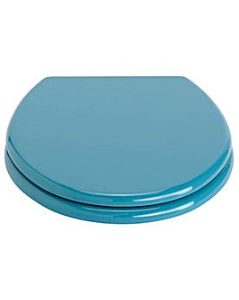 ColourMatch Toilet Seat - Teal