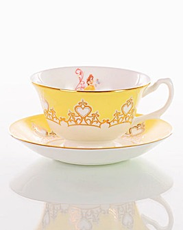Belle Cup and Saucer Set