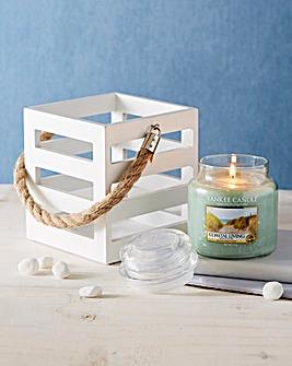 Yankee Candle Coastal Living Gift Set