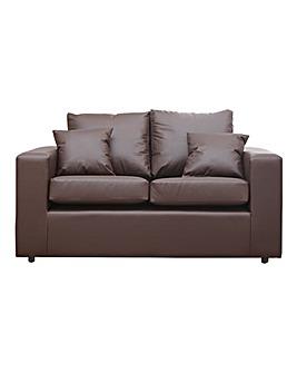 Alicante Faux Leather 2 seater sofa