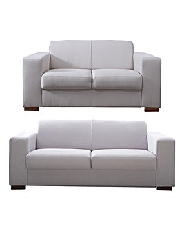 Memphis 3 plus 2 seater Sofa