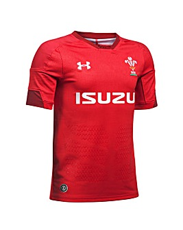Under Armour Wales Suppporter Jersey