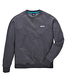 Mitre Crew-Neck Sweatshirt Regular