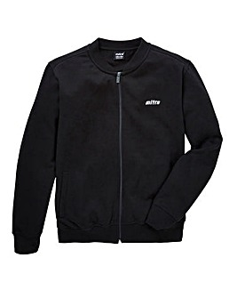Mitre Zip-Through Sweatshirt Regular