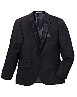 Black Label Jacquard Party Blazer