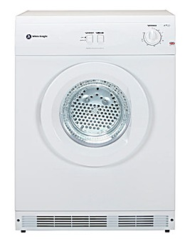 White Knight 7kg Reverse Tumble Dryer
