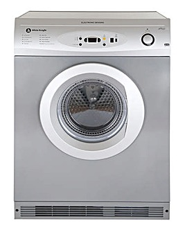 White Knight Vented 7kg Sensor Rev Dryer