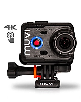 MUVI K2 PRO 4K Action Camera