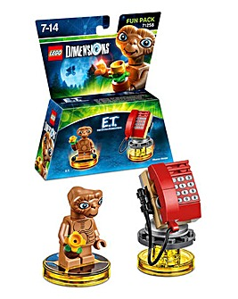 Lego Dimensions E.T Fun Pack