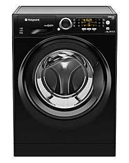 Hotpoint Ultima 10kg 1400rpm Black