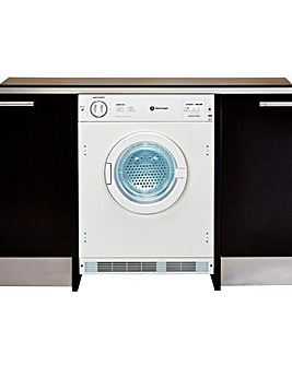 White Knight Built-In 7kg Sensor Dryer