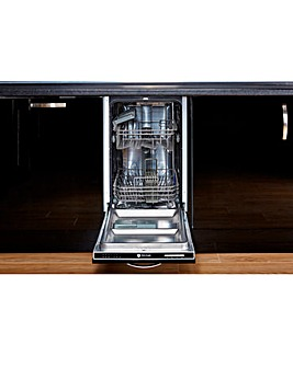 White Knight Built-In Slim Dishwasher
