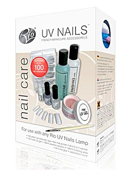 Rio UV Nail Accessory Kit