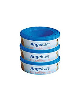 Angelcare Refill Cassettes - 3 pack.