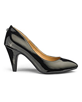 Head Over Heels by Dune Ava Court Shoe D