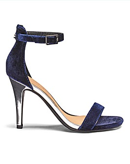 Head Over Heels by Dune Madera Sandal D