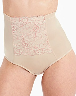 Ella Firm Control Waist Nipper Blush