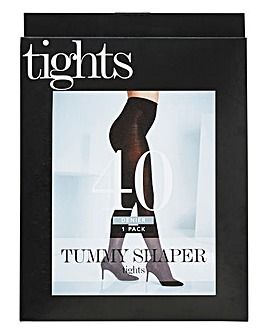 Magisculpt 40 Denier Tummy Shaper Tights