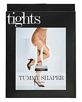 Magisculpt 10 Denier Tummy Shaper Tights