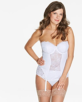 Ella Padded Multiway Basque