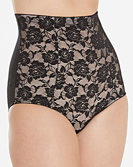 High Waisted Briefs Medium Control