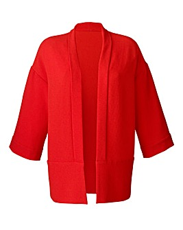 Nightingales Crepe Kimono Soft Jacket