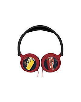 Cars 3 Kids On-Ear Headphones
