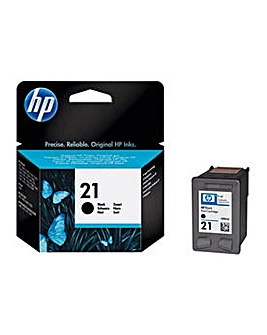 HP C9351AE Black Original Ink Cartridge