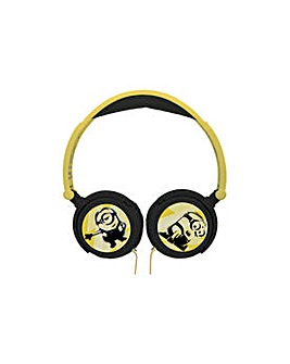 Despicable Me Kids On-Ear Headphones