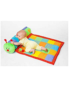 Chad Valley Baby Tummy Time Roll Mat